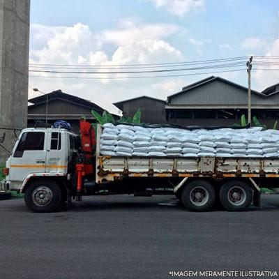 Carga seca transporte