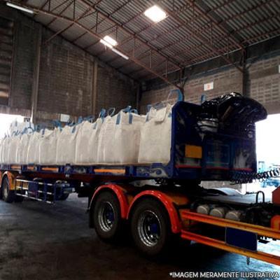 Carga seca logística