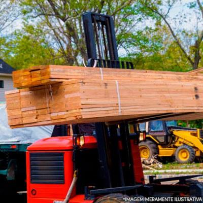Transporte de materiais construção civil