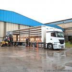Serviços de transporte de cargas